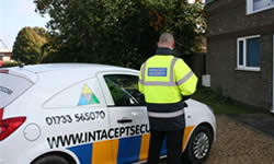 Mobile Security Patrols offer a visible deterrent